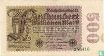 Duitsland 500 Miljoen Mark (P110)