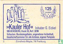 """""""Kauler Hof"""" - G. Eickel"""