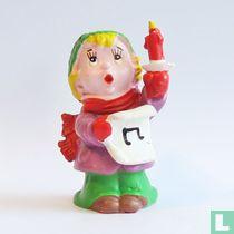 Carol Singing Kid