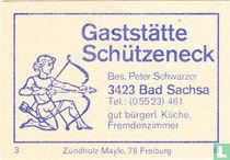 Gaststätte Schützeneck - Peter Schwarzer