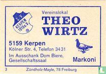 Vereinslokal Theo Wirtz