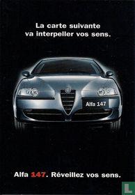 """1640a - Alfa 147 """"Réveillez vos sens"""""""