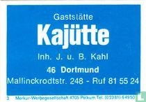 Gaststätte Kajütte - J.u.B. Kahl