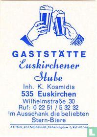 Gaststätte Euskirchener Stube - K. Kosmidis
