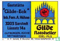 """Gaststätte """"Gilde-Eck"""" - A. Höhne - Gilde Ratskeller"""