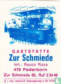 Gaststätte Zur Schmiede - Rocco Rizzo