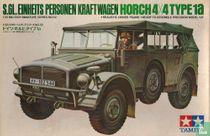 S.GL. Einheits Personen Kraftwagen Horch 4X4 Type 1a