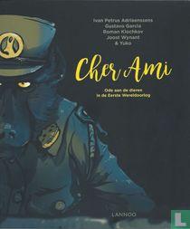 Cher ami - Ode aan de dieren in de Eerste Wereldoorlog