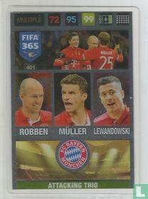Robben/Müller/Lewandowski