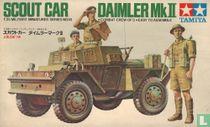 Scout Car Daimler Mk II