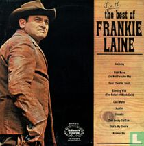 The best of Frankie Laine