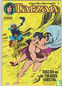 Tarzan en de Toeareg vorstin