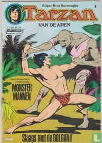 Monstermannen + Slaags met de Bolgani!