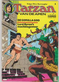De gorilla god + Lord Byron's machinegeweer