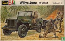 Willys Jeep M-38 A1