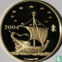 """Italy 50 euro 2004 (PROOF) """"Europa delle Arti"""""""