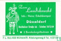 Zum Landsknecht - Heinz Eckelskemper