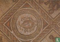 "4th century mosaic of ""Medusa"""