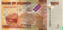 Oeganda 1.000 Shillings 2015