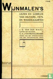 Wijnmalen's lezen en gebruik van militaire-, fiets- en wandelkaarten