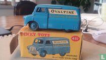 Bedford 10/12 cwt Van 'Ovaltine'