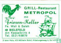 Grill-Restaurant Metropol - Wali & Saleh