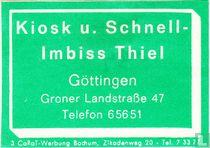 Kiosk- u. Schnellimbiss Thiel