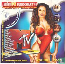 The Braun MTV Eurochart '98 volume 1