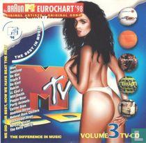 The Braun MTV Eurochart '98 volume 3