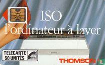 Thomson ISO l'ordinateur à laver