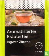 Aromatischer Krautertee