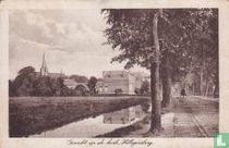 Gezicht op de kerk, Hillegersberg
