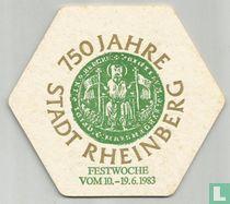 750 Jahre stadt Rheinberg