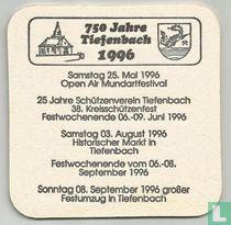 750 Jahre Tiefenbach