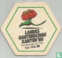 Landes Gartenschau Xanten '80