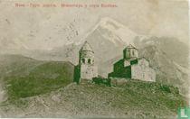 Klooster op Kazbek