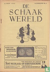 De Schaakwereld 8