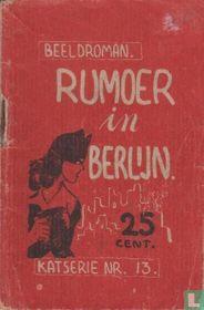 Rumoer in Berlijn