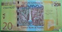 Samoa 20 Tala ND (2008)
