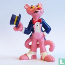 Pink Panther in tails