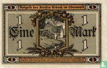 Erbach i/O. 1 Mark 1918