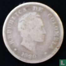 Colombia 10 centavos 1920