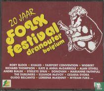 20 jaar Folkfestival Dranouter Belgium