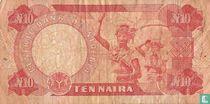 Nigeria 10 Naira 2003