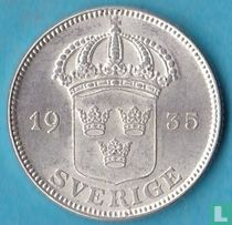 Schweden 50 Öre 1935