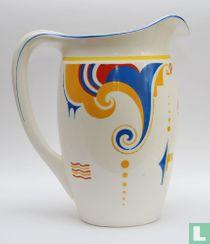 Kan - Lampetstel Groningen - Decor 432C - Société Céramique