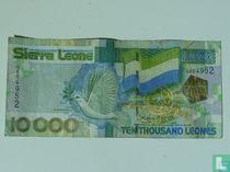 Sierra Leone 10.000 Leones 2004