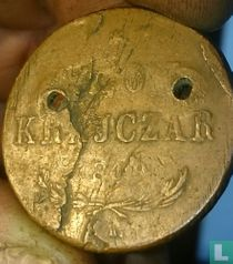 Hongarije 3 krajczár 1849