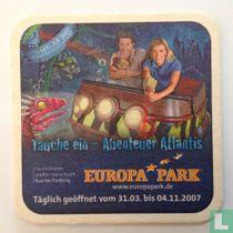 Europa*Park® - Tauche ein - Abenteuer Atlantis / Erdinger