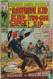 The Mighty Marvel Western 15
